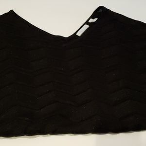 NY and Co Sparkling black sweater